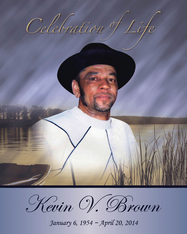 In Memory of Kevin V. Brown