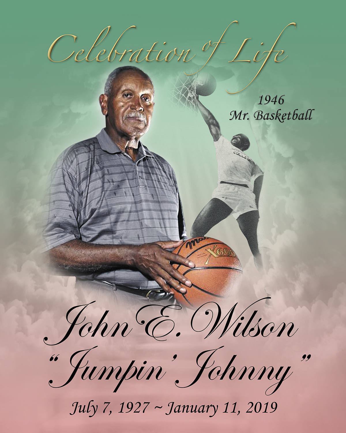 In Loving Memory of John E. Wilson