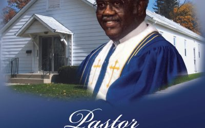 In Loving Memory of Pastor Roosevelt Boyd