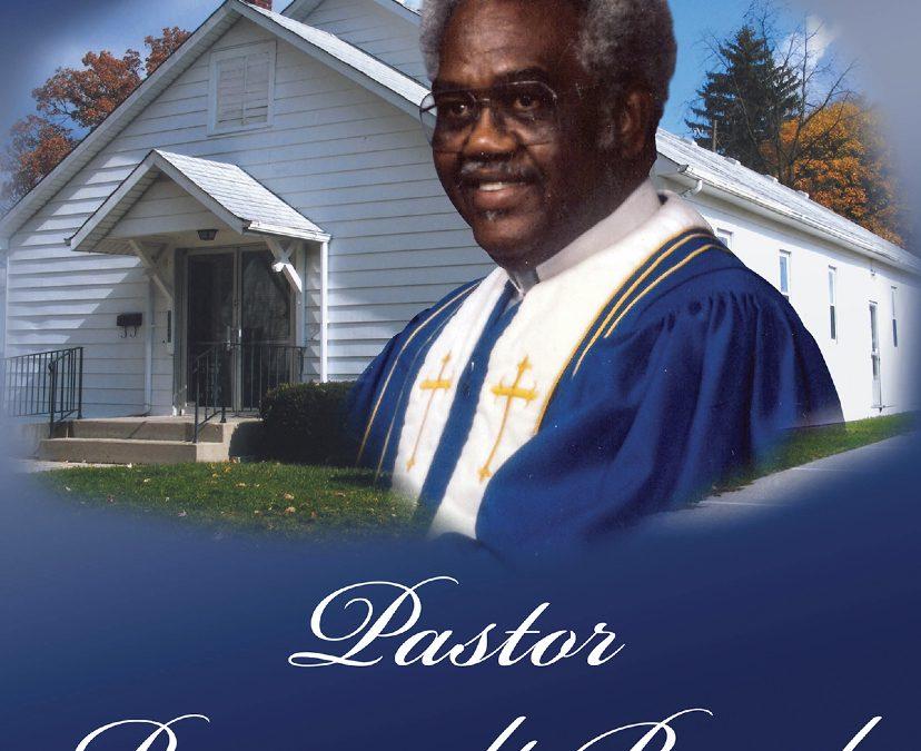 In Loving Memory of Pastor Roosevelt Boyd