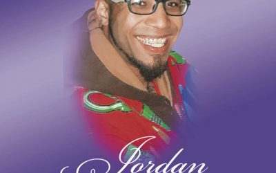 In Loving Memory of Jordan Andrew Perry