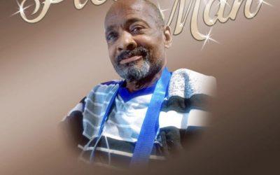 "In Loving Memory of Hulon ""Picture Man"" Toney"