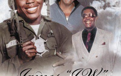 """In Loving Memory of James """"JW"""" Toomer"""