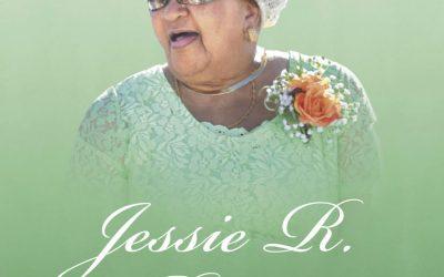 In Loving Memory of Jessie R. Rozier