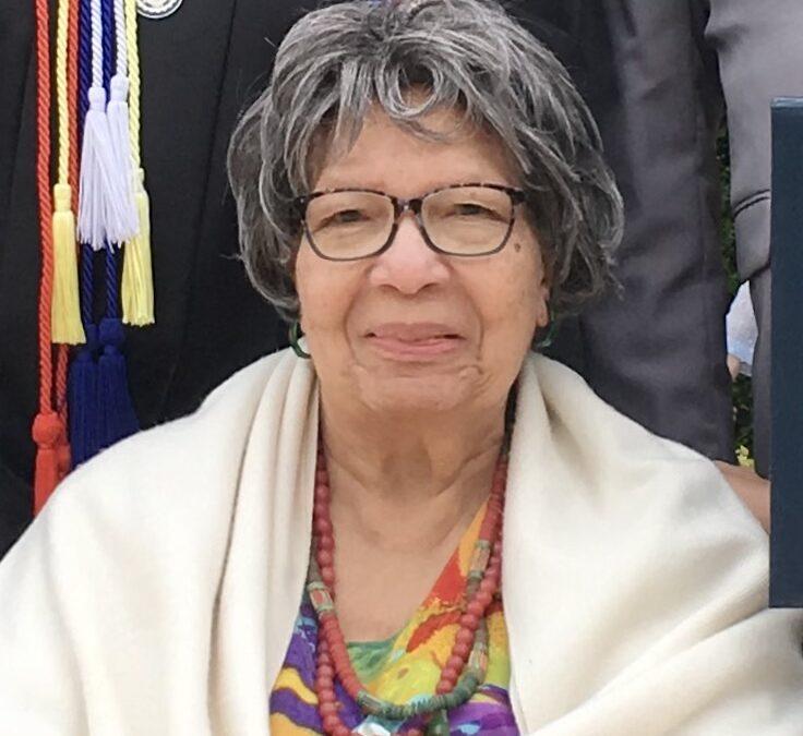In Loving Memory of Dr. Anna Bond Lackey