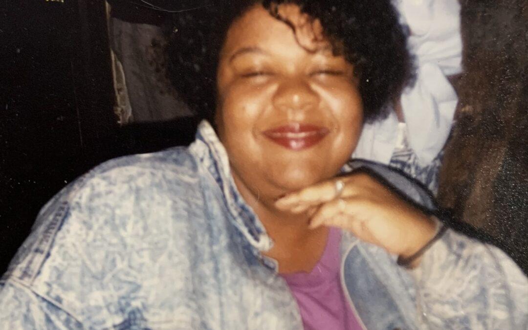 In Loving Memory of Angie Deloris Gosha