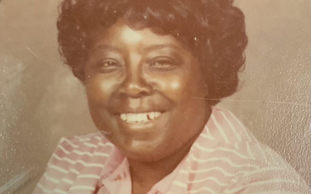 In Loving Memory of Laura May McIntush